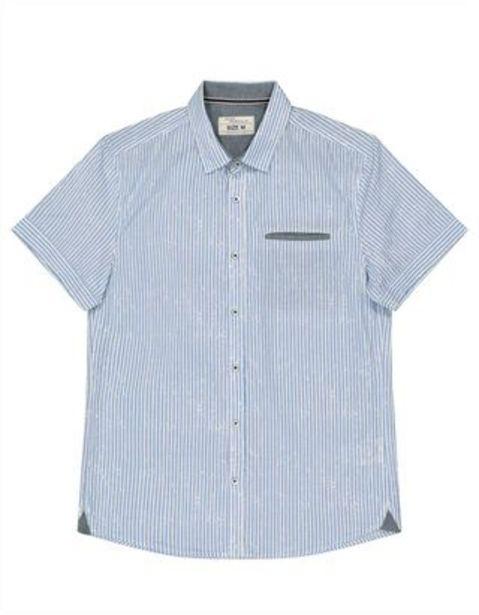 Herren Hemd mit Brusttasche für €19,95