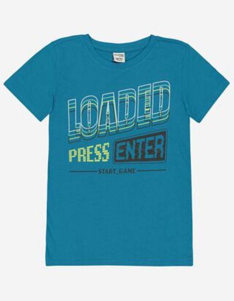 Jungen T-Shirt - Message-Print für €5,95