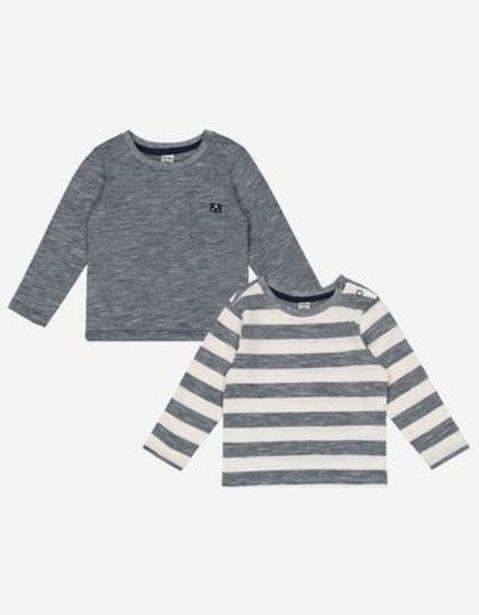 Baby Langarmshirt - 2er-Pack für €14,95