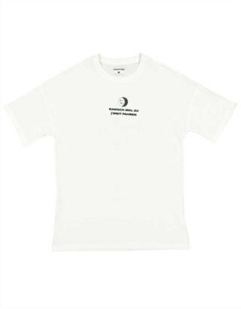 Unisex T-Shirt mit doppeldeutiger Message für €5,95