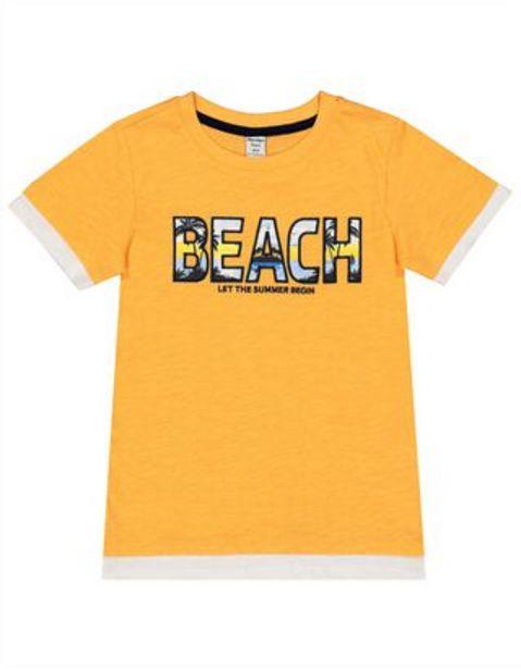 Jungen T-Shirt - Double-Layer Look für €5,95