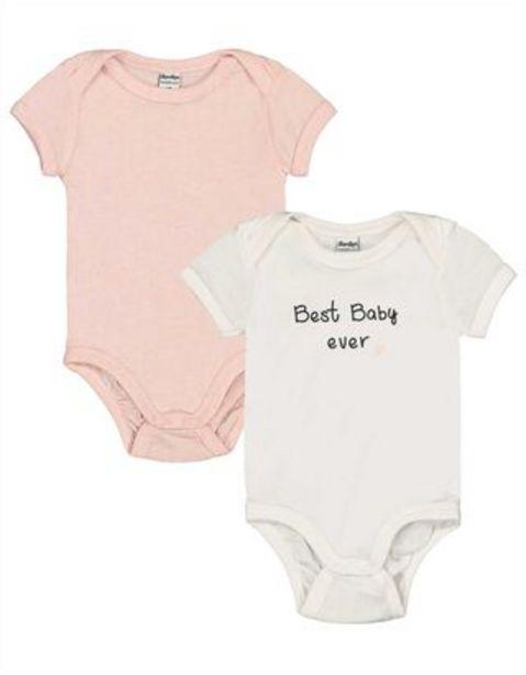 Newborn Body im 2er-Pack für €9,95