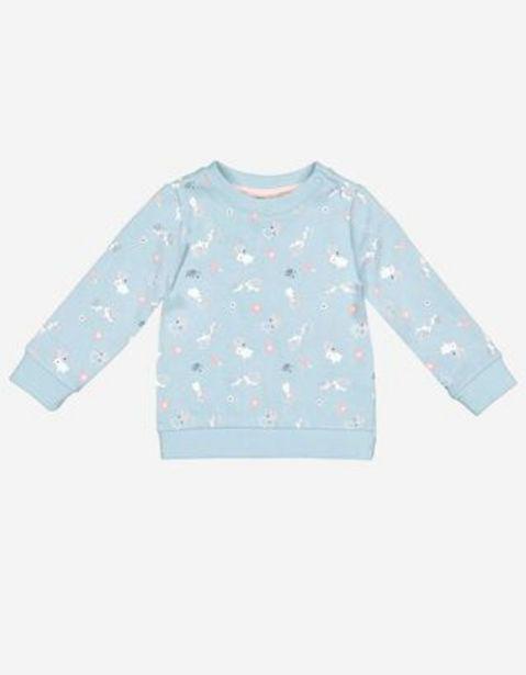 Newborn Pullover mit Allover-Print für €7,95