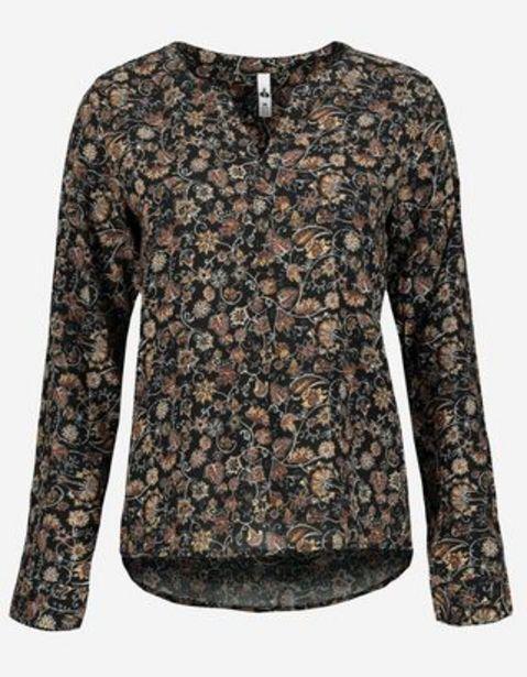 Damen Bluse - verlängerte Rückseite für €19,95