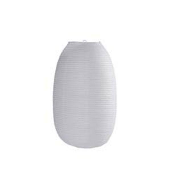 GALA Lanterne en papier de riz blanc H 55 cm; Ø 32 cm für €8,45